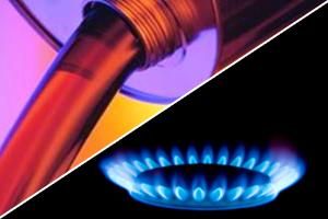 gaz fioul